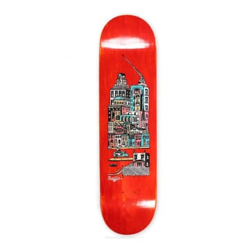 "Traffic Commuity City Blocks 8.6"" Deck"