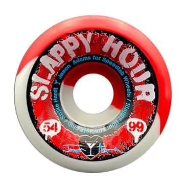 Speedlab Wheels - Slappy Hour Wheels 99a 54mm