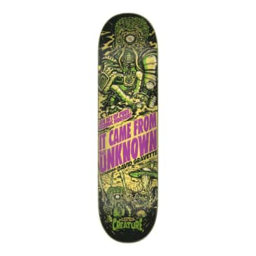 "Creature Gravette Wicked Tales 8.3"" Deck"