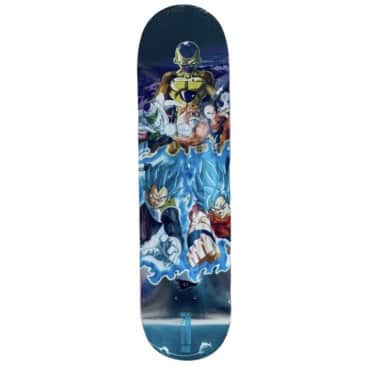 "Primitive X Dragon Ball Z Resurrection 8.1"" Deck"