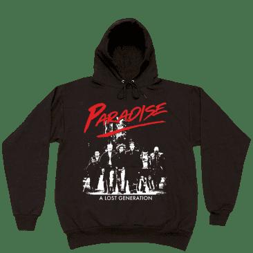 Paradise.NYC Lost Generation Hoodie - Black