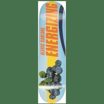 "Alltimers Energizing Alexis Skateboard Deck - 7.5"""