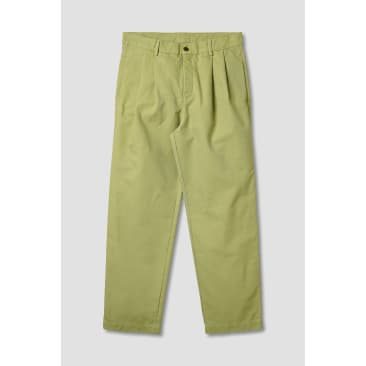 Stan Ray - Pleated Chino (Olive Twill)