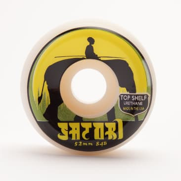 52mm Elephant Top Shelf Urethane Wheels (Conical Shape) 101a