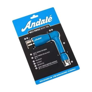 ANDALE - Multi Purpose Skate Tool