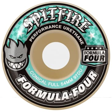 Spitfire F4 Conical Full 97a Wheels