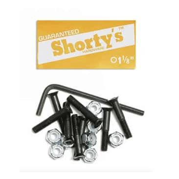Shorty's 1 1/8'' Allen Hardware