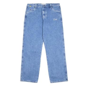 Dime Denim Pants Light Wash