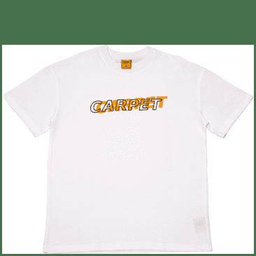 Carpet Misprint T-Shirt - White