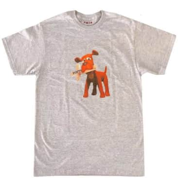 Poets T-Shirt Goliath Heather Grey