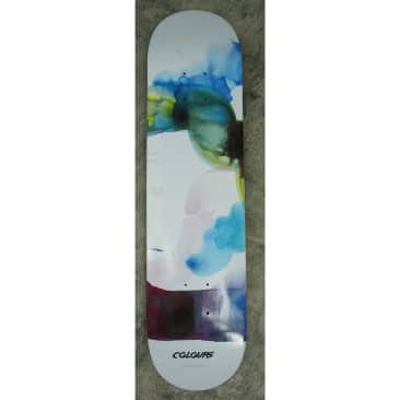 """Colours Deck One Off Will Barras Paul Hart Water Colours 8.3"""""""