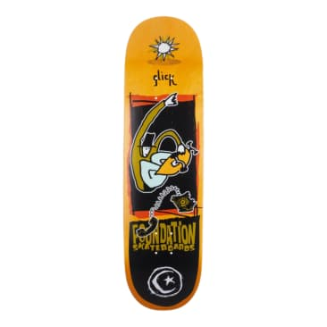 FOUNDATION GLICK PHONE CALL DECK8.5""