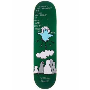 "Krooked - Manderson Hell Deck (8.25"")"