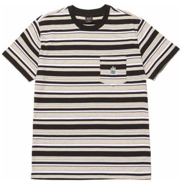 HUF Stratford Knit Top T-Shirt - Grey Heather