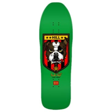 Powell Peralta Frankie Hill Bulldog Re-Issue - 10""