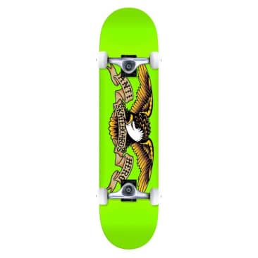 Antihero Skateboards - Anti Hero Classic Eagle Complete Skateboard Green | 8""