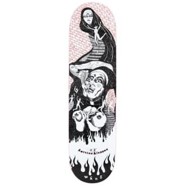 "WKND Sister Sin Karsten Kleppan Skateboard Deck - 8.5"""