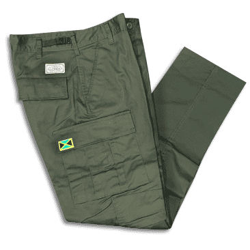 No-Comply Cargo Pants -Jamaica- Olive
