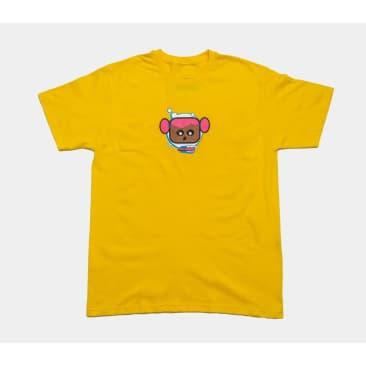 Decades Astro Girl Tee (Yellow)