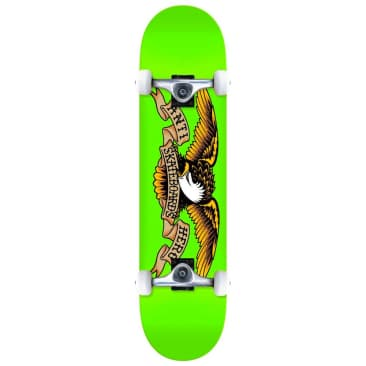 "Antihero Skateboards - Classic Eagle Complete Skateboard 8"" Wide"