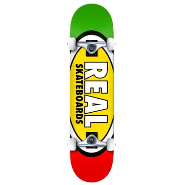 """Real Complete - Team Oval 8.25"""""""