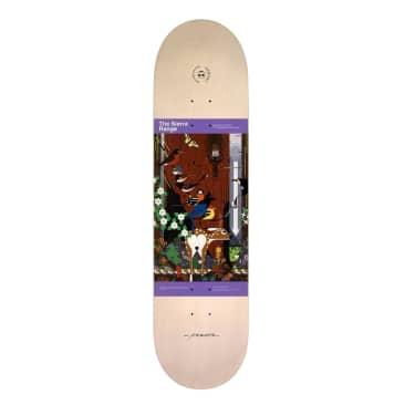 """Habitat Harper Sierra Range Skateboard Deck - 8.5"""""""