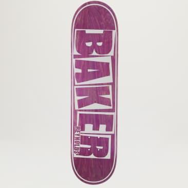 Baker Reynolds Brand Name Purple Veneer 8.125