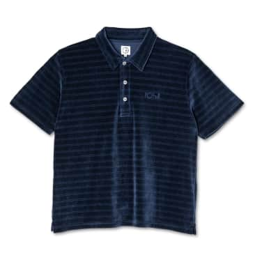 Polar Skate Co - Stripe velour shirt
