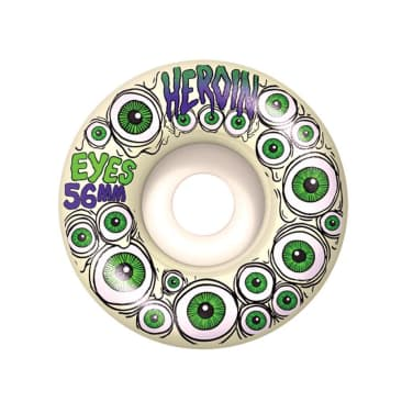 54mm Eyes (Glow in the Dark) Wheels