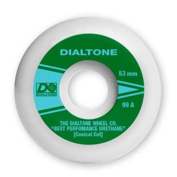 Dial Tone Wheel Co. Atlantic Wheels Conical 53mm 99a