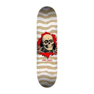 """Power Peralta Ripper Shape 247 Skateboard Deck - 8"""""""