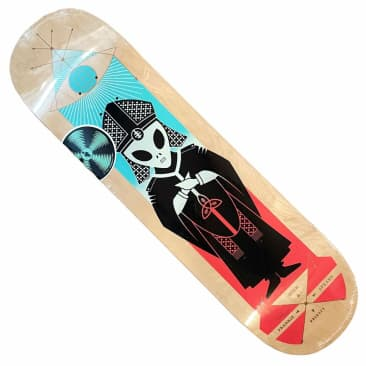 Alien Workshop Deck Frankie High Priest 8.5x32.3