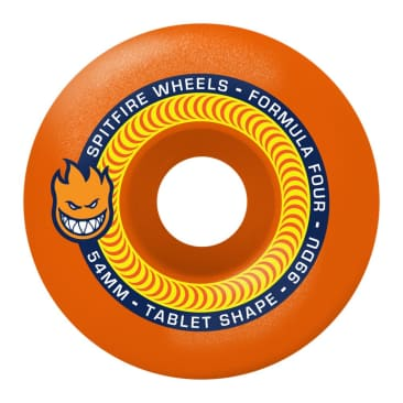 Spitfire Wheels - Tablets Wheels 99a 53mm