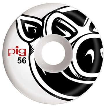 Pig Wheels Pig Head Conical 56mm