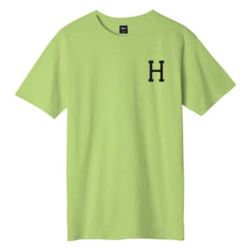 Classic H Tee | Lime