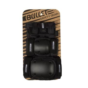 Bullet Safety Gear 3-Pack Pads