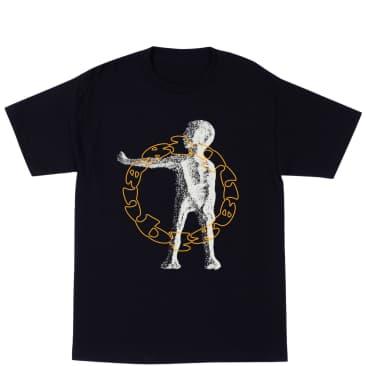 Quasi Earthtrax T-Shirt - Black