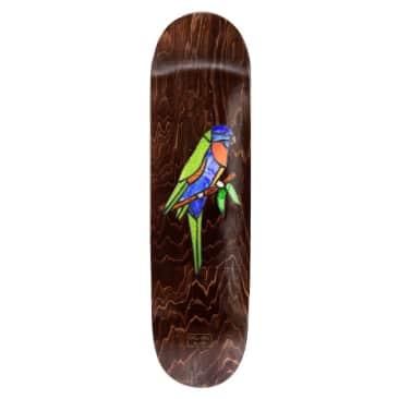 Pass~Port Stainglass Series Josh Pall Lori Skateboard Deck - 8.25