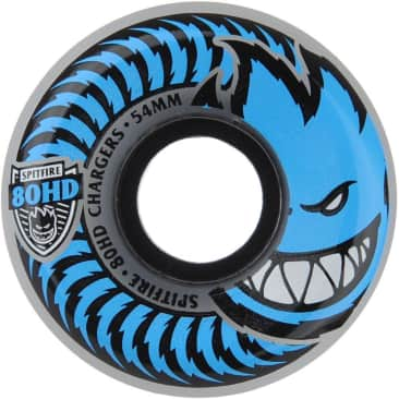 Spitfire 80HD Conical Charger Wheels - (58mm)