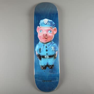 "GX1000 'Pig - Two' 8.5"" Deck (Dark Blue Stain)"