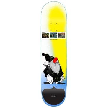 "Quasi Skateboards - Miles Deck 8.5"" Wide"