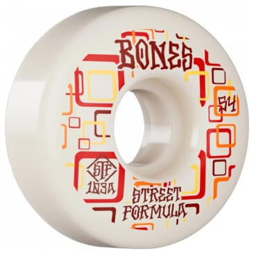 Bones Retros STF Wheels V3 Slims 103A 54MM