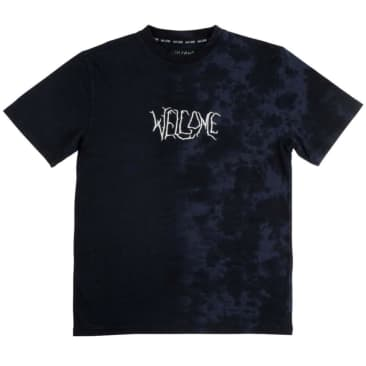 Welcome Half-Blood Dip Dyed Knit T-Shirt