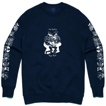 Pass~Port Toby Zoates Coppers Sweater - Classic Navy