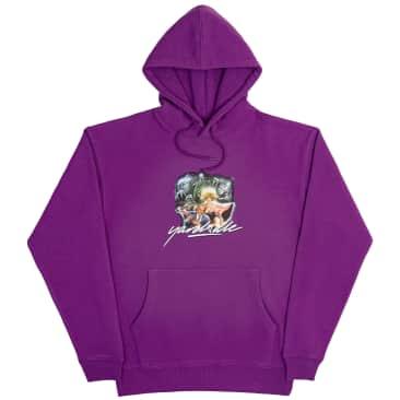 Yardsale Phantom Hoodie - Purple