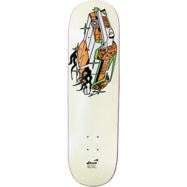 Snack Porter Cutty Deck 8.5""