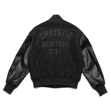 Chrystie NYC - Team Chrystie Varsity Jacket