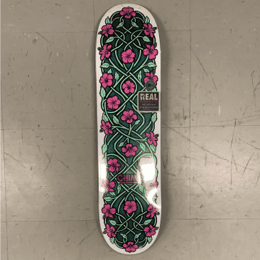 Real Skateboards Chima Intertwined R1 Deck 8.06