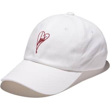 HUF 1979 CURVED VISOR HAT - WHITE