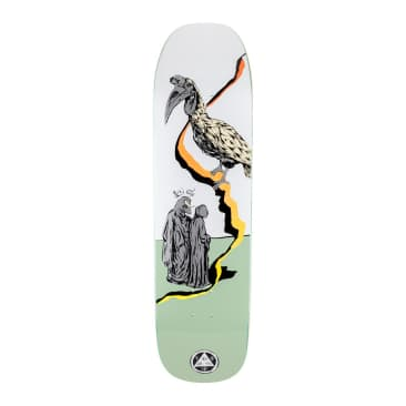 Welcome Inferno Ryan Lay Pro Model on Stonecipher Deck - 8.6""